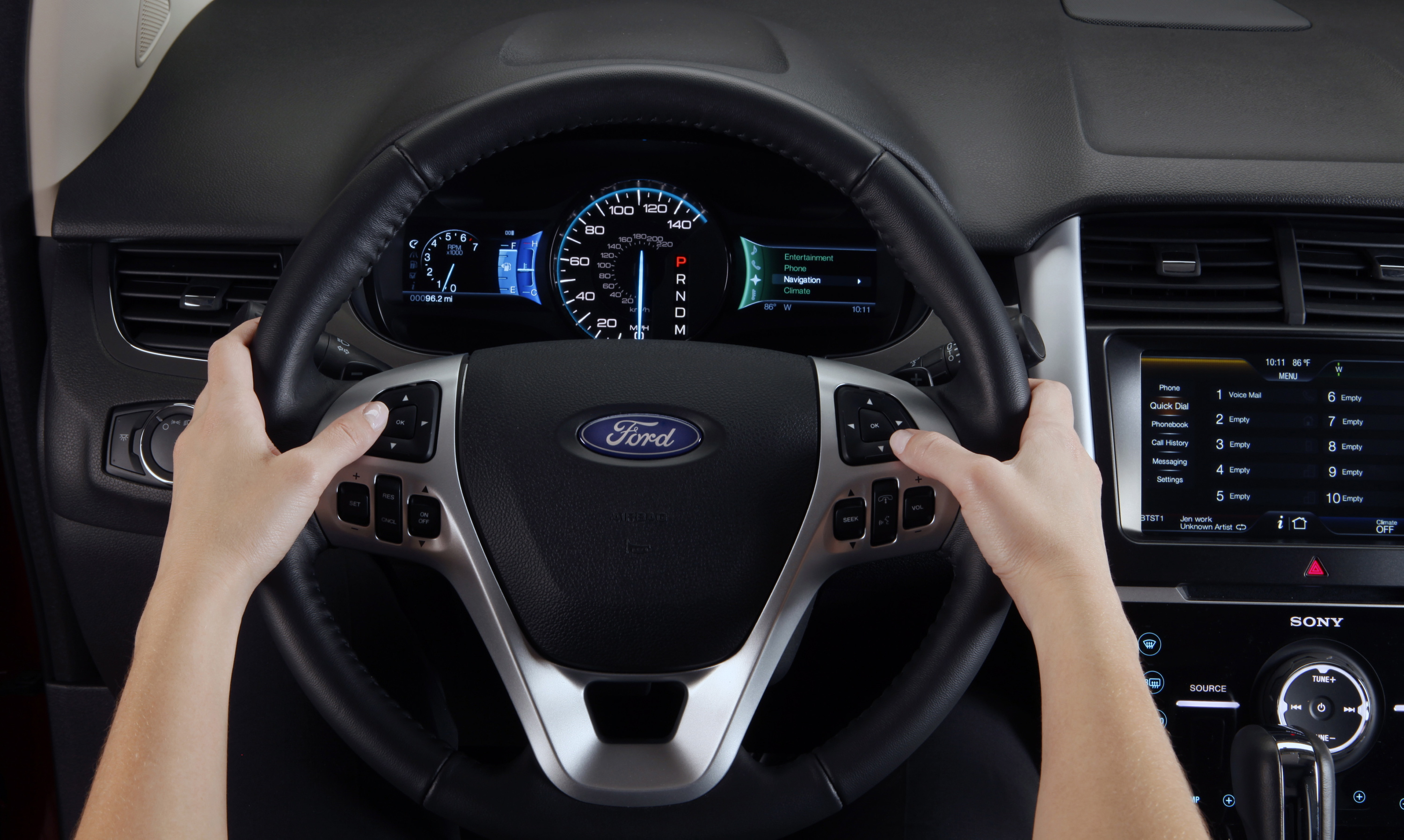 & Car Tech: My Ford Touch. Valuable tool or distraction? markmcfarlin.com
