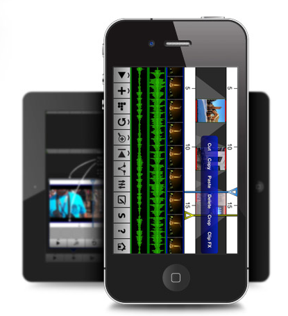 Voddio - Video Audio Editor for iOS - Free download and ...